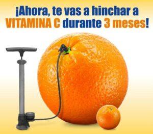 Vitamina C Pura Retard ESI 90 comprimidos (3 meses) 1 comprimido es 2 kilos de naranjas