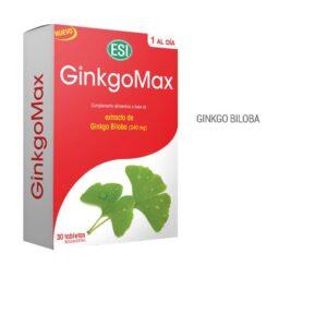 Ginkgo Max ESI 30 tabletas Imagen de Producto