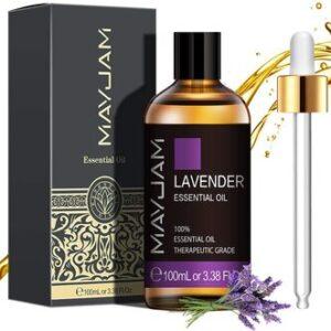 Aceite Esencial de Lavanda Puro Aromaterapia Mayjam