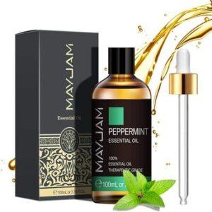 Aceite Esencial de Menta Puro Aromaterapia Mayjam