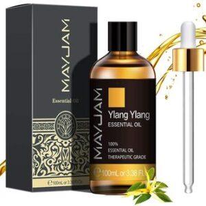 Aceite Esencial de Ylang Ylang Puro Aromaterapia Mayjam