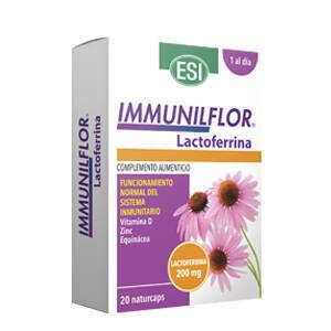 Estimula tus defensas Immunilflor ESI con Lactoferrina Vacuna natural 2