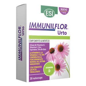 Estimula tus defensas Immunilflor ESI con Vitamina D 2