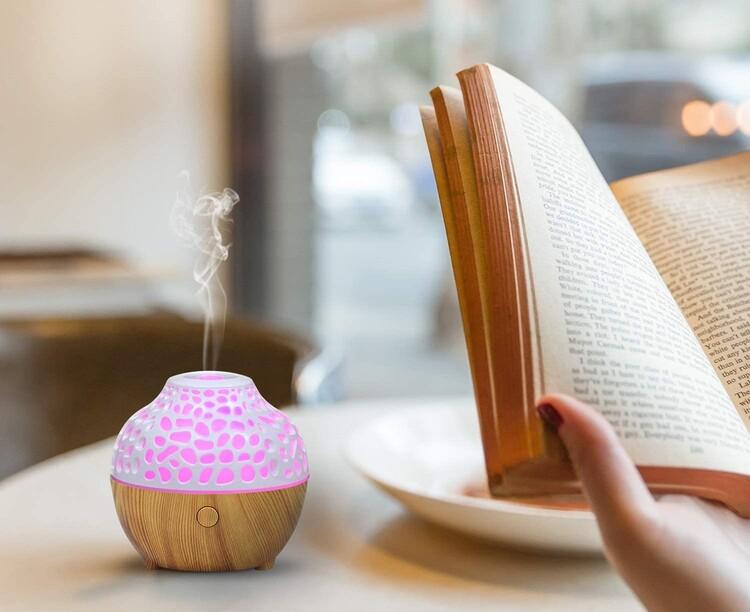 Humidificadores de Aromaterapia Mini