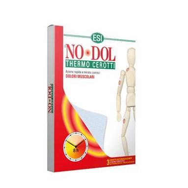 Nodol Parches térmicos de Calor Seco y Natural con Hierro Imagen de producto