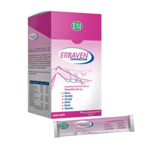 Piernas pesadas Venotónico Erbaven Tabletas Tratamiento Choque