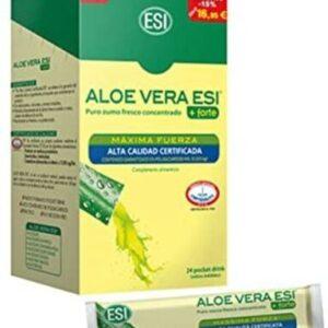 Zumo Puro de Aloe Vera en monodosis ESI (24 sobres)